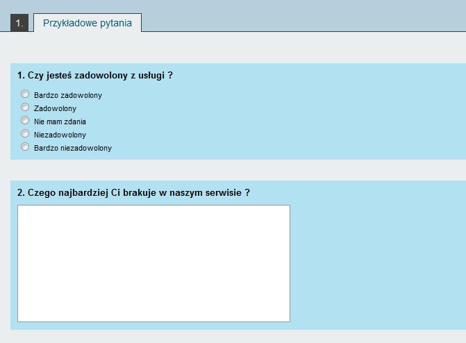 Ankiety Satysfakcji Net Promoter Score Nps Mysurveylab