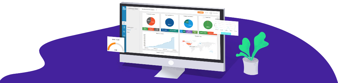 dashboards for data analisis
