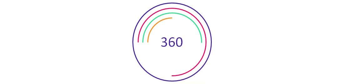 360 survey logo